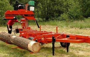 Liikuv saekaater Wood-Mizer LT 20